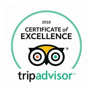 Shanklin Theatre Earns the 2018 Tripadvisor Certificate of Excellence