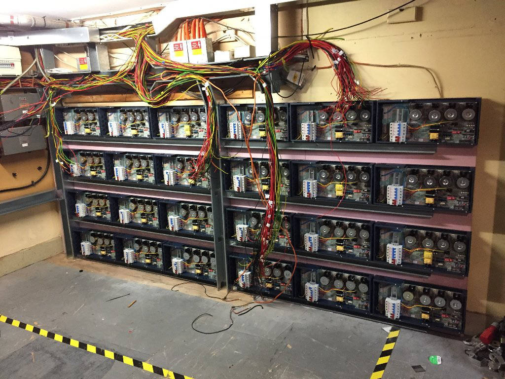 Upgrading Theatre Dimmers